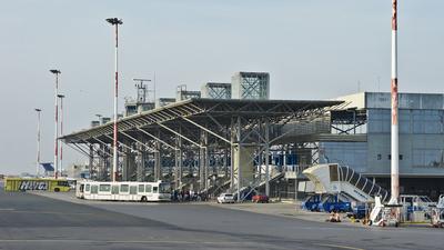 LGTS - Airport - Terminal