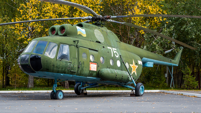 75 - Mil Mi-8T Hip - Russia - Federal Border Guards Aviation Command