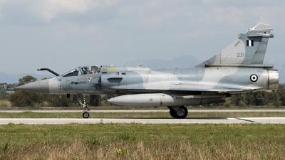 231 - Dassault Mirage 2000EG - Greece - Air Force