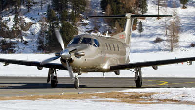 LX-JFH - Pilatus PC-12/45 - Private