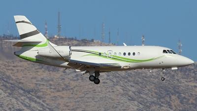 OY-GWK - Dassault Falcon 2000S - Air Alsie