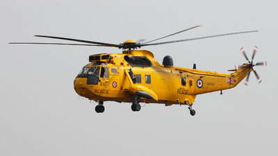 ZH542 - Westland Sea King HAR.3A - United Kingdom - Royal Air Force (RAF)
