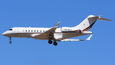 CS-GLZ - Bombardier BD-700-1A11 Global 5000 - NetJets Europe
