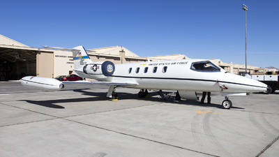 84-0072 - Gates Learjet C-21A - United States - US Air Force (USAF)