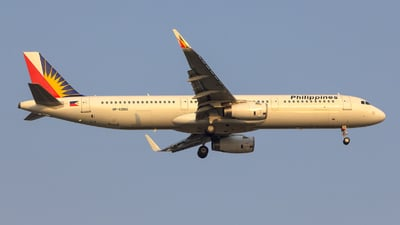 A picture of RPC9915 - Airbus A321231 - Philippine Airlines - © Adrian Daileg