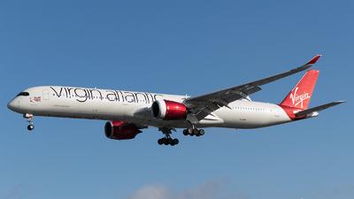 G-VPOP - Airbus A350-1041 - Virgin Atlantic Airways