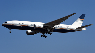 A picture of ECMUA - Boeing 777212(ER) - Privilege Style - © Rocky Wang