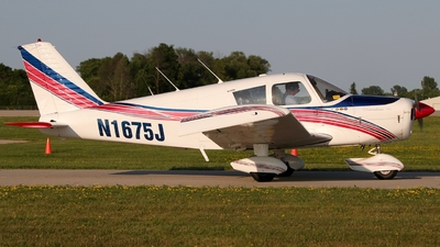 N1675J - Piper PA-28-140 Cherokee - Private