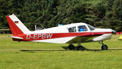 D-EPBW - Piper PA-28-160 Cherokee - Private