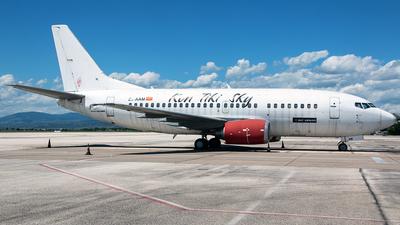 Z3-AAM - Boeing 737-529 - MAT Airways