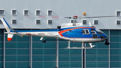JA9731 - Aérospatiale AS 350B1 Ecureuil - Akagi Helicopter