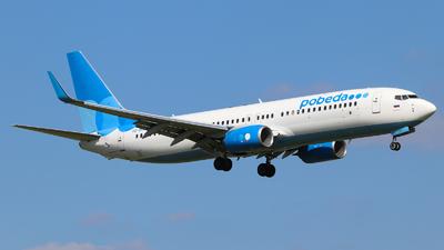 A picture of VQBHT - Boeing 7378LJ - Pobeda - © Vitaly Revyakin