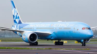 A6-BND - Boeing 787-9 Dreamliner - Etihad Airways