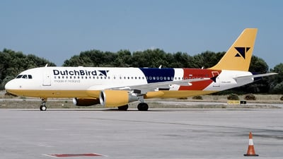 PH-BMD - Airbus A320-214 - DutchBird