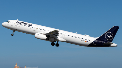 A picture of DAIDF - Airbus A321231 - Lufthansa - © Jonathan Mifsud