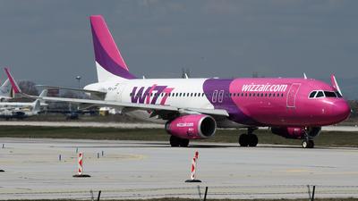 HA-LYP - Airbus A320-232 - Wizz Air