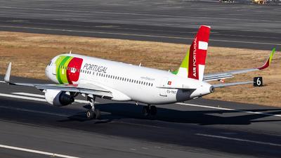 CS-TNT - Airbus A320-214 - TAP Air Portugal