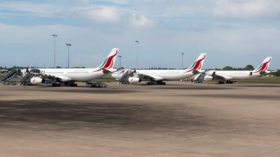 VCBI - Airport - Ramp