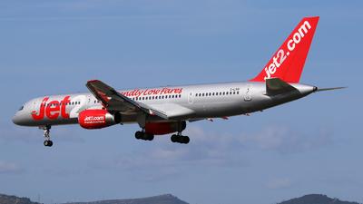 A picture of GLSAI - Boeing 75721B - Jet2 - © Paula Byszewska