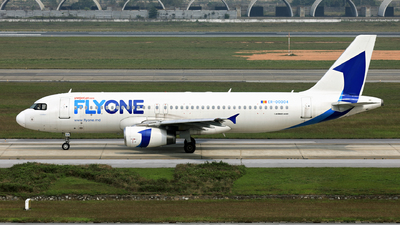 ER-00004 - Airbus A320-233 - VietJet Air (FlyOne)