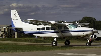 A picture of LVWST - Cessna 208 Caravan I - [20800259] - © Martín Montero de Espinosa