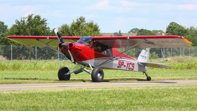 SP-YCS - Cub Crafters CarbonCub EX - Private