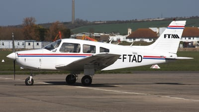 G-FTAD - Piper PA-28-161 Warrior II - Flying Time
