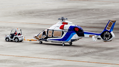 A picture of FWWOT - Airbus Helicopters H225 - Airbus - © NullPointer