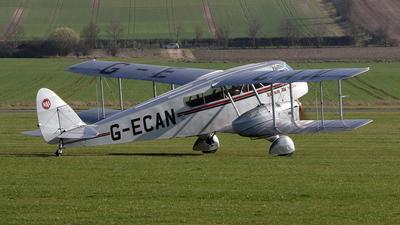 G-ECAN - De Havilland DH-84 Dragon - Private