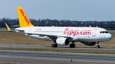 TC-DCI - Airbus A320-216 - Pegasus Airlines