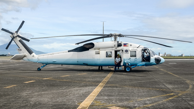 739 - Sikorsky S-70A-28 Blackhawk - Philippines - Air Force