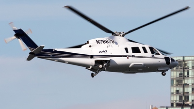 N7667S - Sikorsky S-76C - Private