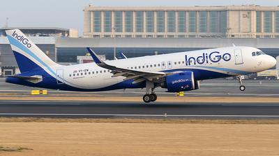 A picture of VTIZW - Airbus A320271N - IndiGo - © Sanskar nawani