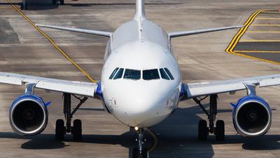 VT-IEE - Airbus A320-232 - IndiGo Airlines