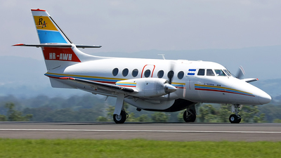 HR-AWH - British Aerospace Jetstream 31 - Rollins Air