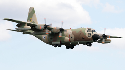 427 - Lockheed KC-130H Karnaf - Israel - Air Force