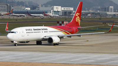 B-5440 - Boeing 737-87L - Air China