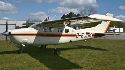 A picture of DEJDK - Cessna P210N Pressurized Centurion II - [P21000808] - © Mirko Bleuer