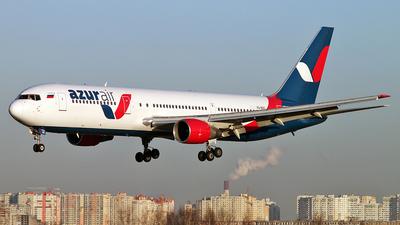 A picture of VQBUO - Boeing 76733A(ER) - Azur Air - © Malyshev Andrei