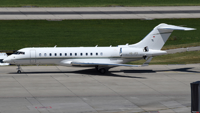HB-JFE - Bombardier BD-700-1A10 Global Express - Air King Jet
