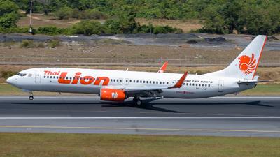 HS-LTZ - Boeing 737-9GPER - Thai Lion Air