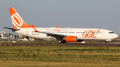 A picture of PRGXP - Boeing 7378EH - GOL Linhas Aereas - © TLBorges
