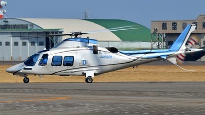 JA6935 - Agusta-Westland AW-109SP - Ibex Aviation
