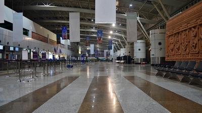 VEBS - Airport - Terminal