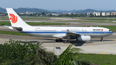 A picture of B6130 - Airbus A330243 - Air China - © SS8-0002