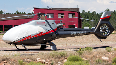 N813MH - Eurocopter EC 130B4 - Maverick Helicopters