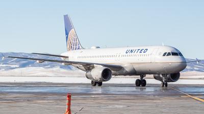 N462UA - Airbus A320-232 - United Airlines