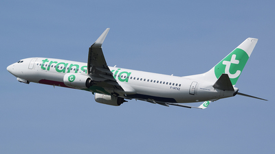 F-HTVZ - Boeing 737-8JP - Transavia France
