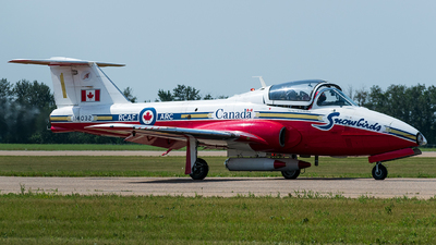 114032 - Canadair CT-114 Tutor - Canada - Royal Canadian Air Force (RCAF)