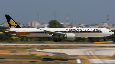 A picture of 9VSWO - Boeing 777312(ER) - Singapore Airlines - © Quang Huy